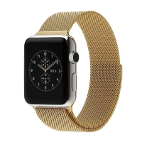 Řemínek k Apple Watch 42mm milánský tah