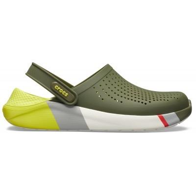 Pánské nazouváky (pantofle) Crocs LiteRide Colorblock Clog