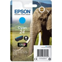 Epson Singlepack Cyan 24 Claria Photo HD Ink - Originál