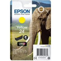 Epson Singlepack Yellow 24 Claria Photo HD Ink - Originál