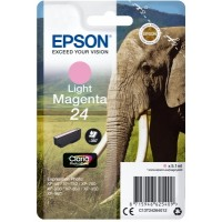 Epson Singlepack Light Magenta 24 Claira Photo Ink - Originál