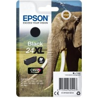 Epson Singlepack Black 24XL Claria Photo HD Ink - Originál