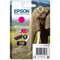 Epson Singlepack Magenta 24XL Claria Photo HD Ink - Originál