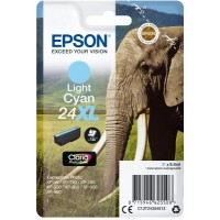 Epson Singlepack Light Cyan 24XL Claria Photo Ink - Originál