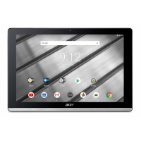"Acer Iconia One 10 - 10""/MT8167A/16GB/2G/IPS FullHD/Android 8.1 stříbrný"