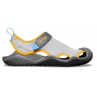 Crocs Swiftwater Mesh Deck Sandal