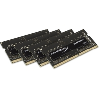 SO-DIMM 64GB DDR4-2400MHz CL15 HyperX Impact, kit 4x16GB