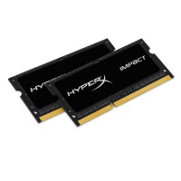 SO-DIMM 8GB DDR3L-1866MHz CL11 HyperX Imp., 1.35V