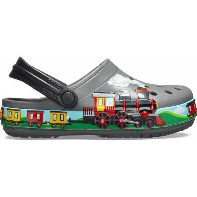 Dětské nazouváky (pantofle) Crocs Crocband Sequin Band Clog Kids