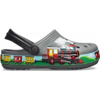 Crocs Fun Lab Train Band Clog