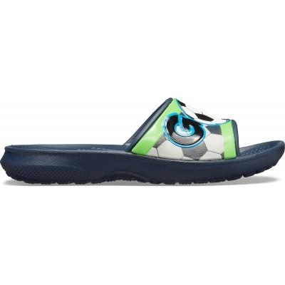 Dětské nazouváky (pantofle) Crocs Fun Lab Sports Fan Slide