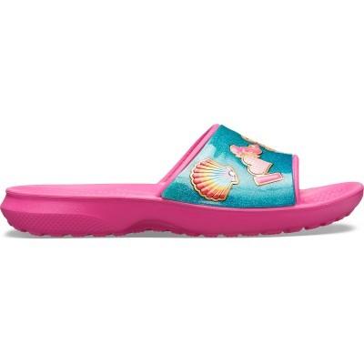 Dětské nazouváky (pantofle) Crocs Fun Lab Beach Fan Slide