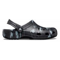 Crocs Classic Seasonal Graphic Clog Camouflage