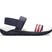Crocs LiteRide Sandal Women Navy Colorblock