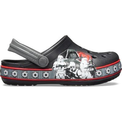 Dětské Star Wars nazouváky (pantofle) Crocs Fun Lab Fun Lab Empire Band Clog