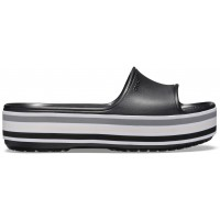 Crocs Crocband Bold Color Platform Slide