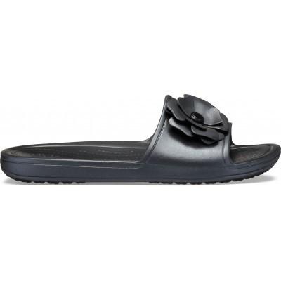 Dámské nazouváky (pantofle) Crocs Sloane Vivid Blooms Slide