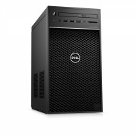 DELL Precision T3630 i7-8700/16GB/256GB SSD + 1TB/Quadro P1000/DVD RW/Kb/Mouse/W10Pro/vPro/3Y ProSupport NBD