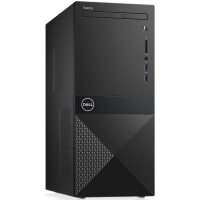 DELL Vostro 3670/ i5-8400/ 8GB/ 128GB SSD + 1TB (7200)/ DVDRW/ Wifi/ W10Pro/ 3YNBD on-site