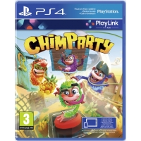 PS4 - Chimparty (PS4)/EAS