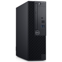 DELL OptiPlex 3060 SFF/ i5-8500/ 4GB/ 500GB (7200)/ DVDRW/ W10Pro/ 3YNBD on-site