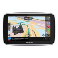 "TomTom GO Premium 6"" World, Wi-Fi, LIFETIME mapy"
