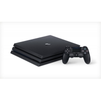 PS4 Pro - Playstation 4 Pro 1TB Black/Gamma Chassi