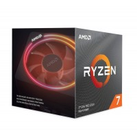 AMD Ryzen 7 8C/16T 3700X (3.6GHz,36MB,65W,AM4) box + Wraith Prism with RGB LED cooler