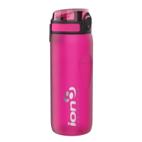 Lahev na vodu Ion8 One Touch Pink, 750 ml