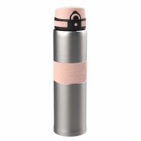 Termoska Ion8 One Touch Rose, 480 ml