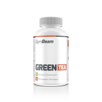 GymBeam Green Tea, 120 kapslí