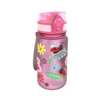Dětská lahev na vodu Ion8 One Touch Kids Ladybirds, 350 ml