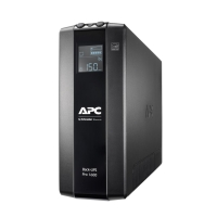 APC Back UPS Pro BR 1600VA, 8 Outlets, AVR, LCD Interface