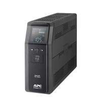 APC Back UPS Pro BR 1200VA, Sinewave,8 Outlets, AVR, LCD interface