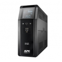 APC Back UPS Pro BR 1600VA, Sinewave,8 Outlets, AVR, LCD interface