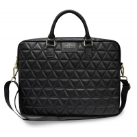 "Brašna Guess Quilted (GUCB15QLBK) pro 15"" notebooky"