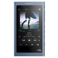 Sony MP4 16GB NW-A55L, modrý
