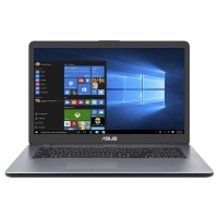 "ASUS M705BA - 17,3"" TN HD+/AMD A4-9125/4G/1T HDD/W10 (Grey)"