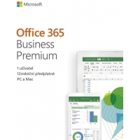 Office 365 Business Premium CZ