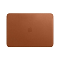 Leather Sleeve pro MacBook Pro 13 - Saddle Brown