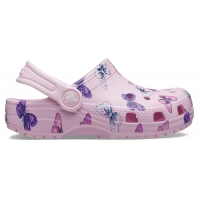 Crocs Classic Butterfly Clog Kids