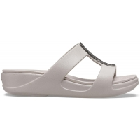 Crocs Monterey Metallic Slip-On