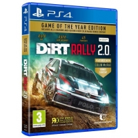PS4 - DiRT 2.0 GOTY edition