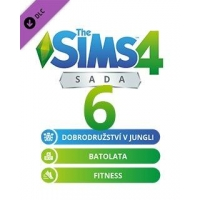 ESD The Sims 4 Bundle Pack 6