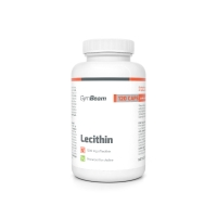Lecithin GymBeam, 120 kaps.