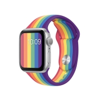 Watch Acc/44/Pride Edition Sport Band