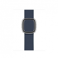 Watch Acc/40/Deep Sea Blue M Buckle - MED