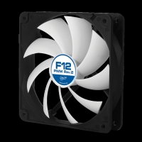 ARCTIC F12 PWM Rev.2 120mm case fan with PWM