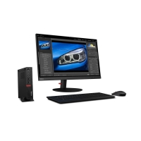 Lenovo ThinkStation TS P330 Tiny/i7-8700T/8G/256/P620/W10P + Sleva 50€ na bundle s monitorem!