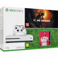 XBOX ONE S 1 TB + Shadow of Tomb Raider + FIFA 20